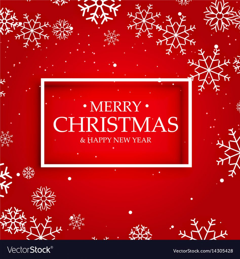 red-background-of-merry-christmas-with-white-vector-14305428
